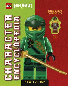 [LEGO: Ninjago: Character Encyclopedia (New Edition Hardcover) (Product Image)]