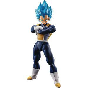 [Dragon Ball Super: Broly : SH Figuarts Action Figure: Super Saiyan God: Vegeta (Product Image)]