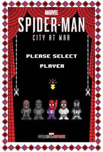 [Spider-Man: City At War #5 (Waite 8-Bit Variant) (Product Image)]