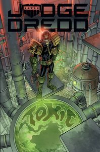 [Judge Dredd: Toxic (Product Image)]