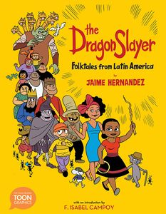 [The Dragon Slayer: Folktales From Latin America (Product Image)]