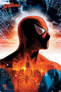 [Spider-Man: Poster: Protector Of The City (Product Image)]