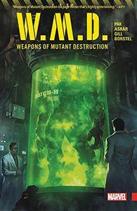 [Weapons Of Mutant Destruction (Product Image)]