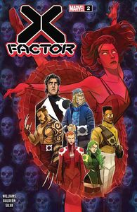 [X-Factor #2 (Product Image)]