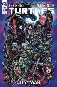 [Teenage Mutant Ninja Turtles: Ongoing #100 (Cover B Eastman) (Product Image)]