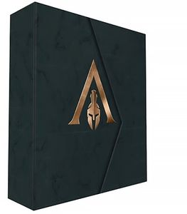 [Assassin's Creed Odyssey: Official Collectors Edition (Hardcover) (Product Image)]