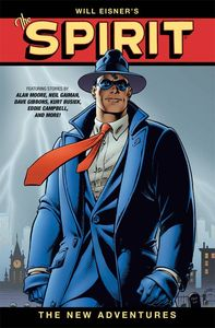 [Will Eisner's The Spirit: New Adventures (2nd Edition Hardcover) (Product Image)]