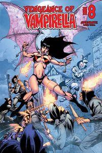 [Vengeance Of Vampirella #8 (Castro Bonus Variant) (Product Image)]