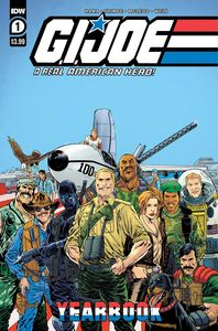 [GI Joe: A Real American Hero: Yearbook #1 (Product Image)]