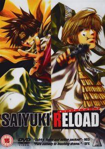 [Saiyuki Reload: Boxset (Product Image)]