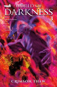 [World Of Darkness: Crimson Thaw #3 (Cover A Campbell) (Product Image)]