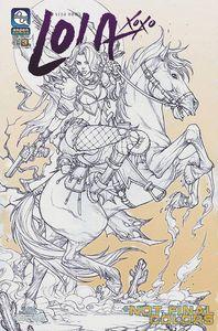 [Lola Xoxo: Volume 3 #3 (Cover B Pantalena) (Product Image)]