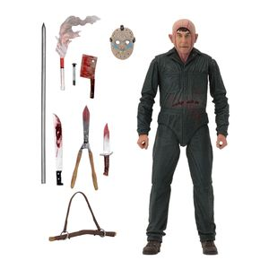 [Friday The 13th: Part 5: Ultimate Action Figure: Roy Burns (Product Image)]