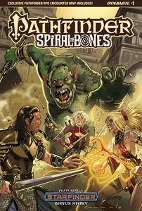[Pathfinder: Spiral Of Bones #1 (Cover A Galindo) (Product Image)]