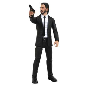[John Wick: Select Action Figure (Product Image)]