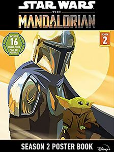 [Star Wars: The Mandalorian: Season 2 Poster Book (Product Image)]