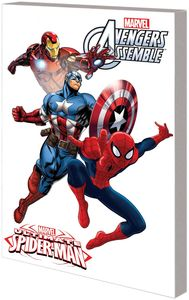 [Marvel Universe: Ultimate Spider-Man & Avengers (Digest) (Product Image)]