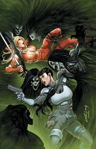 [Grimm Fairy Tales: Realm War #10 (D Cover Laiso) (Product Image)]