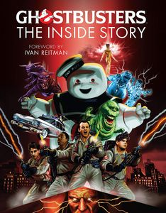 [Ghostbusters Legacy: The Making Of Ghostbusters I & II (Hardcover) (Product Image)]