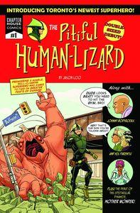 [Pitiful Human Lizard #1 (Product Image)]