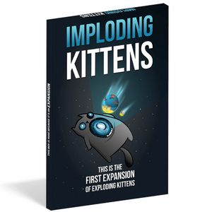 [Exploding Kittens: Imploding Kittens Expansion (Product Image)]