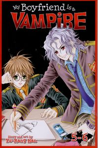[My Boyfriend Is A Vampire: Volume 5-6 (Product Image)]