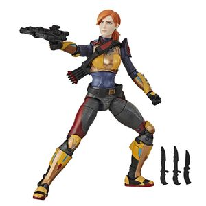 [G.I. Joe: Classified: Action Figure: Scarlett (Product Image)]