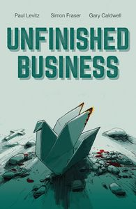[Unfinished Business (Hardcover) (Product Image)]