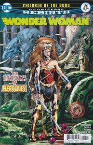 [Wonder Woman #32 (Product Image)]