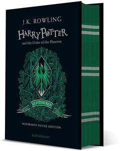[Harry Potter & The Order Of The Phoenix: Slytherin Edition (Hardcover) (Product Image)]