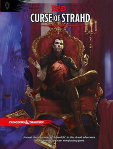 [Dungeons & Dragons: Curse Of Strahd (Product Image)]