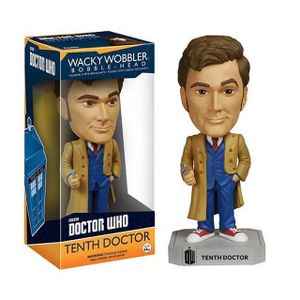 [Doctor Who: Wacky Wobblers: 10th Doctor (Product Image)]