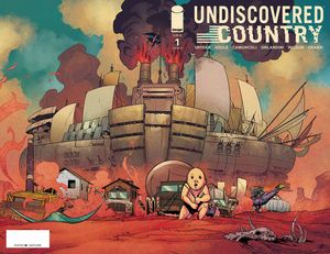 [Undiscovered Country #1 (3rd Printing) (Product Image)]