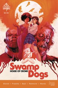 [Swamp Dogs #1 (Cover A Sammelin) (Product Image)]