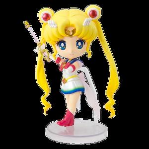 [Sailor Moon: Eternal: Figuarts Mini Action Figure: Super Sailor Moon (Product Image)]