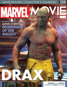 [Marvel Movie Figurine Collection #128: Drax Prison (Product Image)]