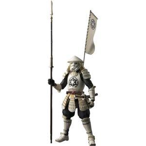 [Star Wars: Movie Realisation Action Figure: Yari Ashigaru Stormtrooper (Product Image)]