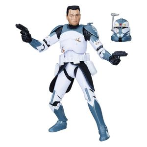 [Star Wars: Black Series Action Figure: Clone Commander Wolffe (Product Image)]