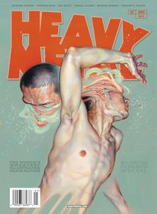 [Heavy Metal #293 (Cover C TBD) (Product Image)]