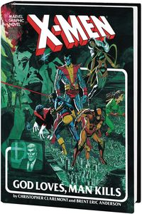 [X-Men: God Loves Man Kills: Extended Cut Gallery Edition (Hardcover) (Product Image)]