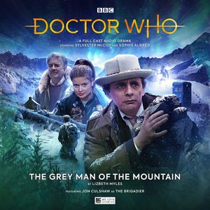 [Doctor Who: The Monthly Adventures #272: The Grey Man Of The Mountain (Product Image)]