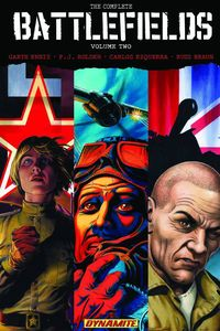 [Garth Ennis: Complete Battlefields: Volume 2 (Product Image)]