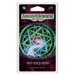 [Arkham Horror: The Card Game: Mythos Pack: Shattered Aeons (Product Image)]