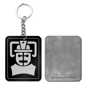 [Doctor Who: Keychain: Tomb Of The Cybermen Emblem (Product Image)]