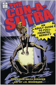[The Con-A-Sutra: An Adult Guide To Full-Frontal Nerdity (Hardcover) (Product Image)]