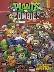[Plants Vs Zombies: Volume 5 (Boxed Set Hardcover) (Product Image)]