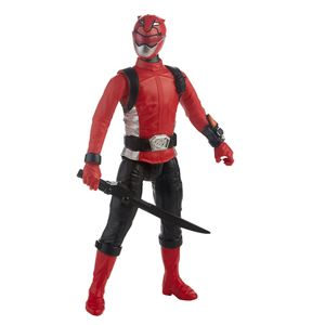 [Power Rangers: Beast Morphers: Action Figure: Red Ranger (Product Image)]