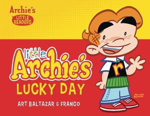 [Little Archies Lucky Day: Picture Book (Hardcover) (Product Image)]