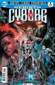 [Justice League: Essentials: Cyborg #1 (Rebirth) (Product Image)]