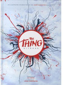 [The Thing: Artbook (Hardcover - Signed Edition) (Product Image)]